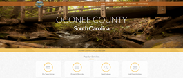 Oconee County Main Site
